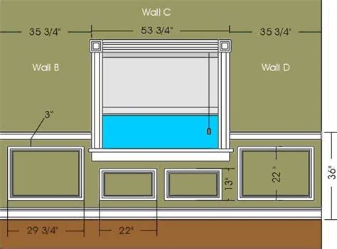 Wainscoting Spacing by Image Result For Proper Height For Beadboard Wainscoting