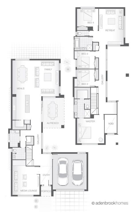 floor plans for entertaining 3580 best awesome house plans images on pinterest