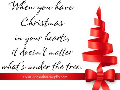 inspirational christmas sayings  quotes pink lover