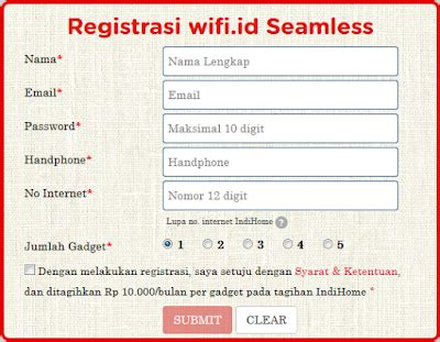 Paket Wifi Id Telkom wifi id seamless telkom cara daftar kelebihan dan tarif