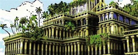 imagenes de los jardines de babilonia los jardines colgantes de babilonia mitos y verdades