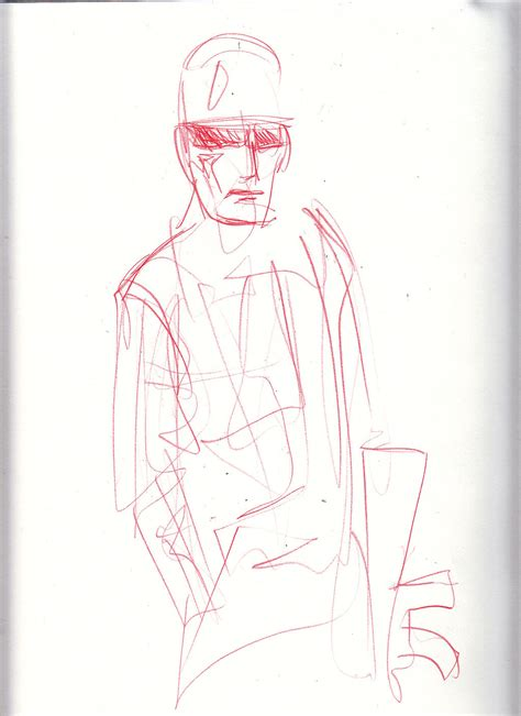 1 Minute Pose Sketches by Terminator Menacing 1 Minute Pose By Rockie Squirrel On