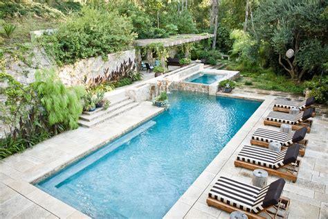 backyard designs with pool pool mediterranean with lounge chair outdoor pool mediterranean with backyard
