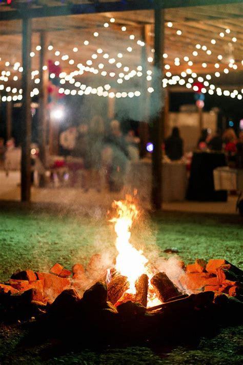 backyard bonfire ideas 25 best wedding bonfire ideas on pinterest sparkler