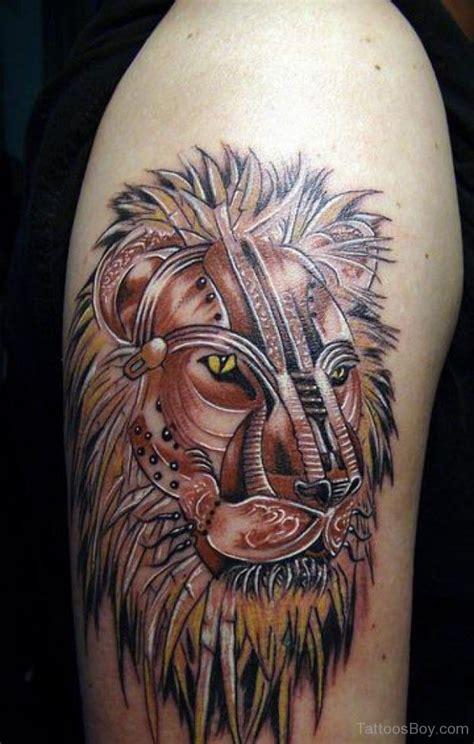 unique lion tattoo designs tattoos designs pictures