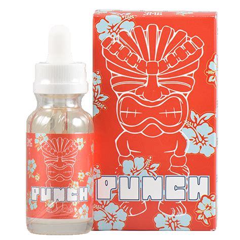 Vapor Vapester A Refreshing Tropical Citrus Blast the beard co punch