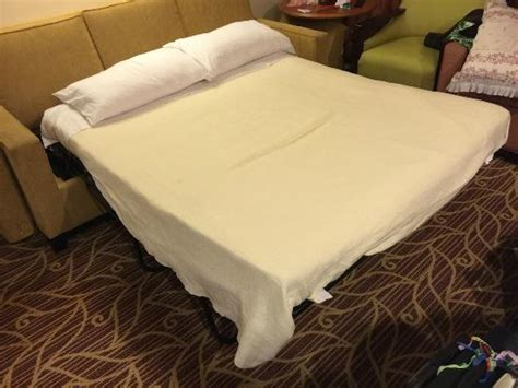 marriott bed reviews sofa bed open picture of marriott s harbour lake orlando tripadvisor