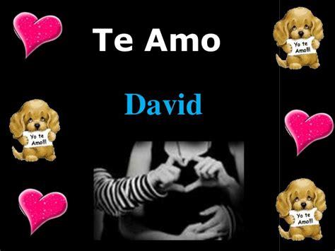 Imagenes Que Digan Te Amo David | imagenes que digan david te amo imagui