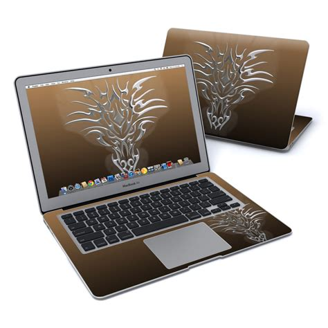 Chromes Crush Proof For Mac Laptops by Macbook Air 13in Skin Tribal Chrome By Gaming
