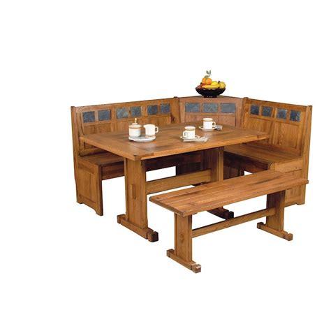 rustic breakfast nook designs rustic breakfast nook dining room collection