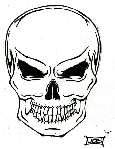 easy skull tattoo designs 35 best simple skull tattoos images on skull