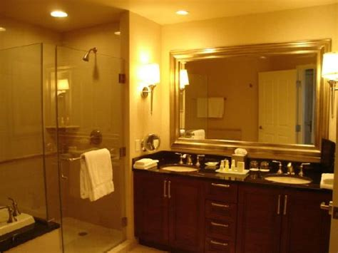 mgm grand bathroom kitchenette signature mgm grand las vegas picture of