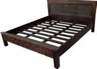 bett kolonialstil betten futonbetten opiumbetten guru onlineshop