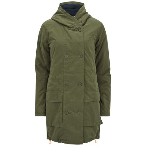 bench coats women bench women s urban myth parka coat olive knight womens