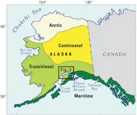 us temperature map alaska how cold is alaska in the winter quora