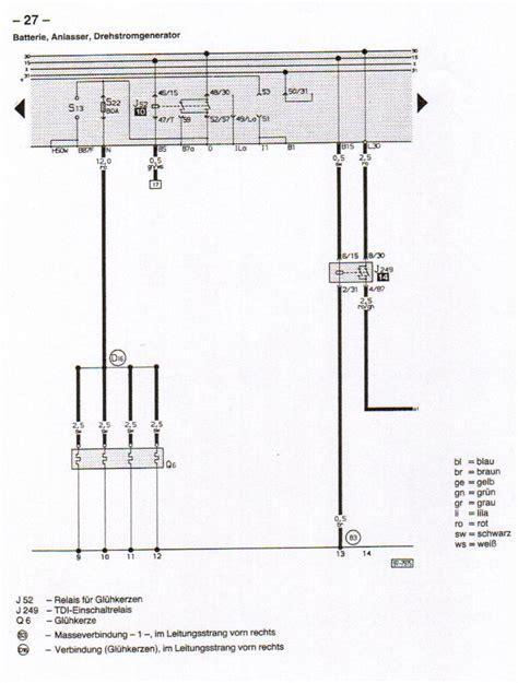 audi cabriolet wiring diagram free wiring