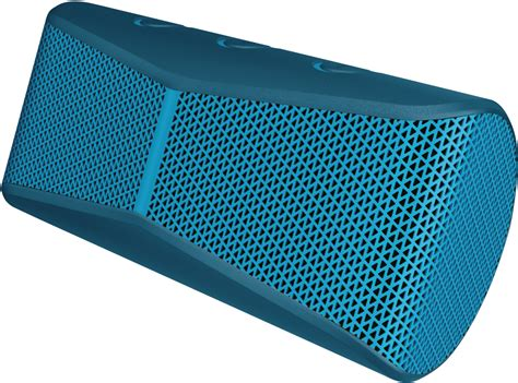 Mobike Wireless Speaker Logitech Blue logitech 2627125 mobile wireless speaker x300 blue at the