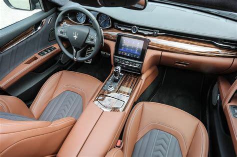 2016 maserati quattroporte interior maserati quattroporte diesel 2016 review pictures