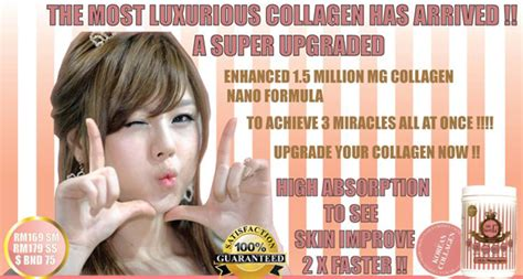 Collagen K Colly k colly no 1 whitening supplement korean formula