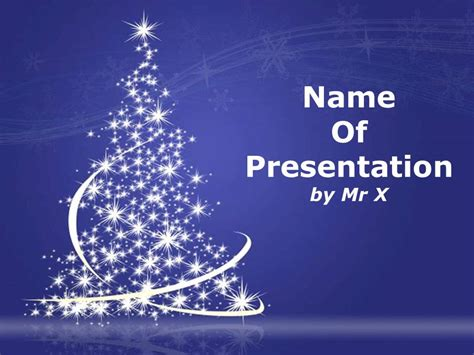 christmas powerpoint templates free search results