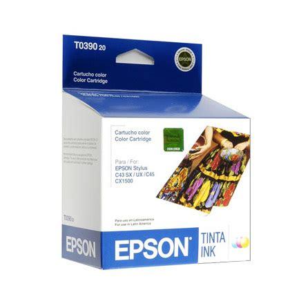 Tinta Epson Stylus T13x Tinta Epson Stylus Color C43 C45 Cx 1500 507 00 En