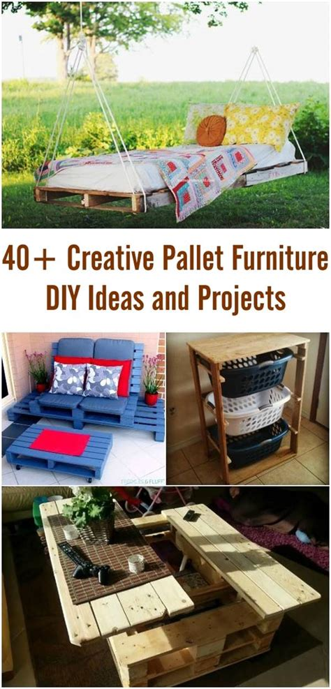 pallet furniture diy crafts directory of free projects 30 creative pallet furniture diy ideas and projects