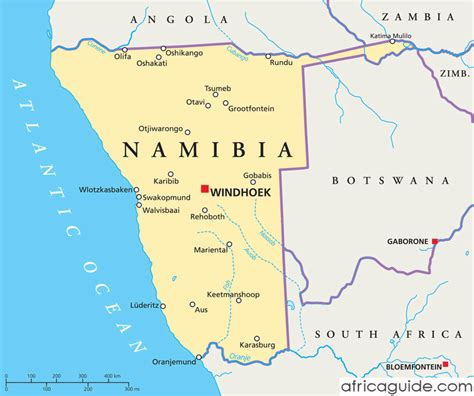 political map of namibia namibia map car interior design