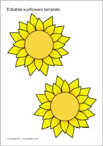 sunflower template out of darkness