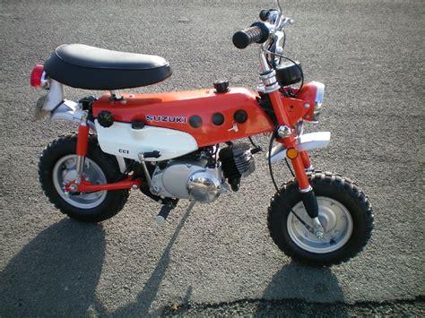 Suzuki Trailhopper by Mt50