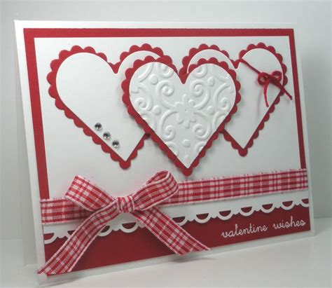 Handmade Valentines Cards For - image gallery handmade cards