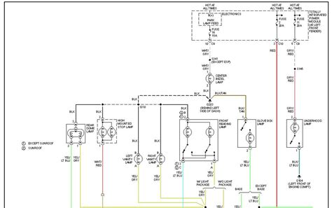 2010 dodge ram 2500 radio wiring diagram wiring