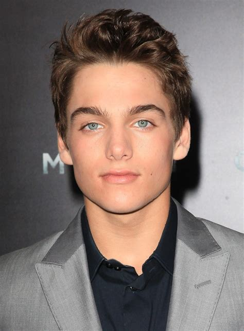 16 year old actors 2014 dylan sprayberry picture 3 world premiere of man of