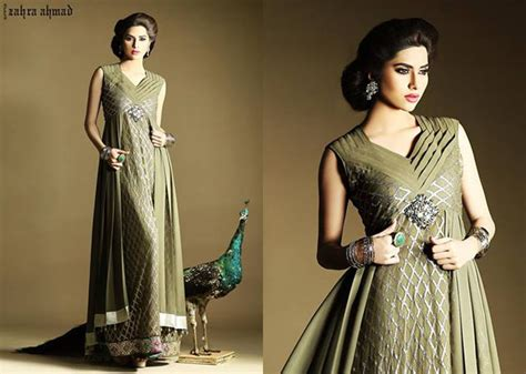 Zahra Umbrella fabulous frock designs for by zahra ahmad styleglow