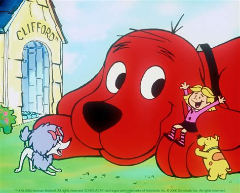 puppy clifford klru and clifford at the dell children s hospital 6 26 klru tv pbs