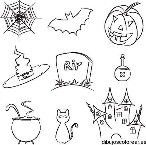 imagenes halloween para pintar dibujos de halloween dibujos para colorear