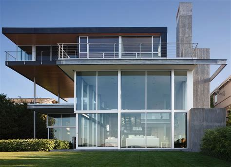 house design glass modern modern unusual houses graham residence by e cobb