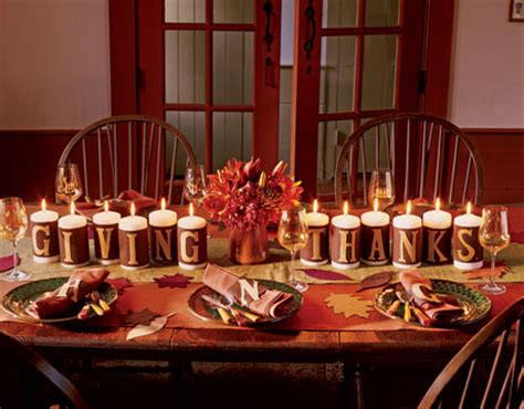Thanksgiving Table Decorations by Seekingdecor Thanksgiving Table Decoration Ideas