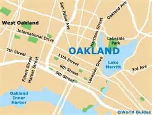 oakland travel guide and tourist information oakland