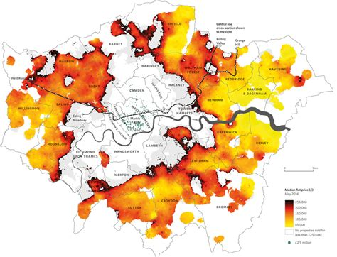 london the information capital london s incendiary house prices mapping london
