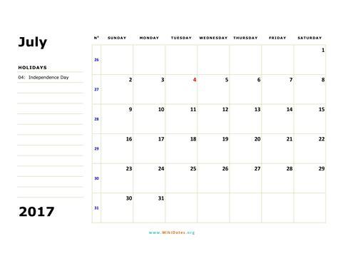 monthly calendar 2017 word printable online calendar