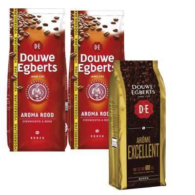 douwe egberts koffie hoogvliet douwe egberts en l or koffiebonen aanbieding week 39