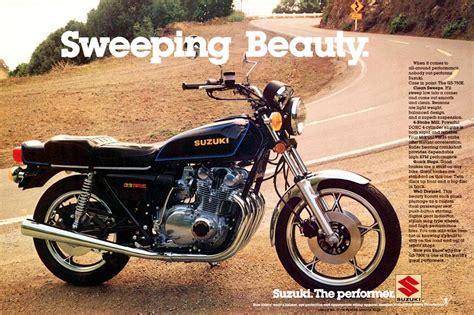 Suzuki Gs750e Suzuki Gs750e Adverts