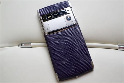 vertu phone touch vertu signature touch review we try out a 11 500 phone