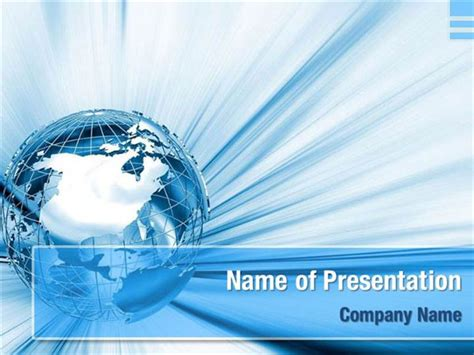 Earth Globe Powerpoint Templates Earth Globe Powerpoint Backgrounds Templates For Powerpoint Globe Powerpoint Template
