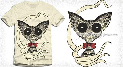 Kaos Bunny Tribal bunny rabbit vector t shirt design vector t