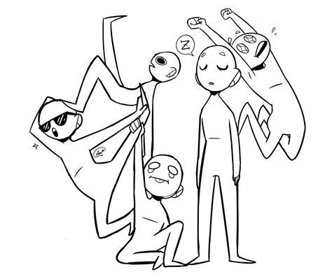 Base Meme - oml squad base drawing by zitru on deviantart