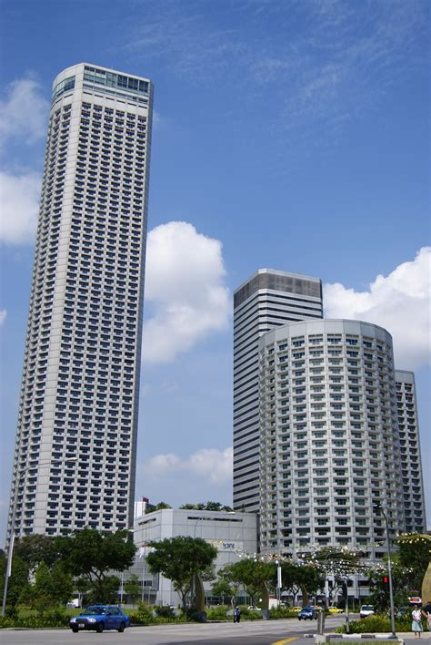 swissotel  stamford  skyscraper center
