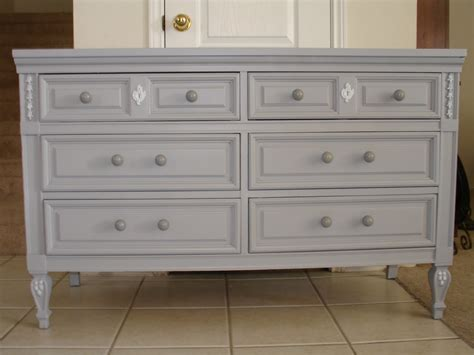 Master Bedroom Dresser Awe Inspiring 6 Drawer Storage Gray Polished Modern Bedroom Dresser As Decorate Modern Master
