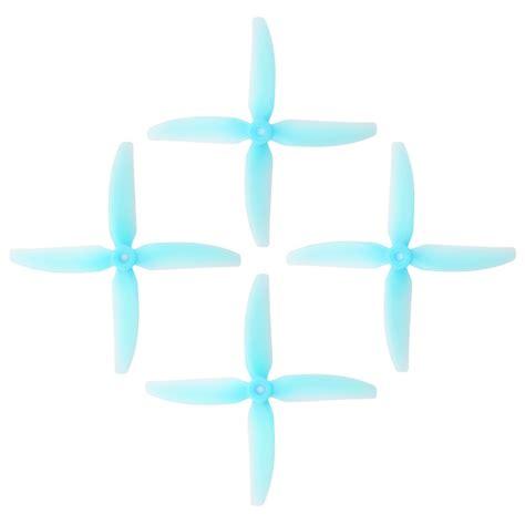 Dijamin Hqprop Durable Prop 1 9x3x3 Light Blue 2cw 2ccw Pc hqprop 5x4x4 v1s poly carbonate