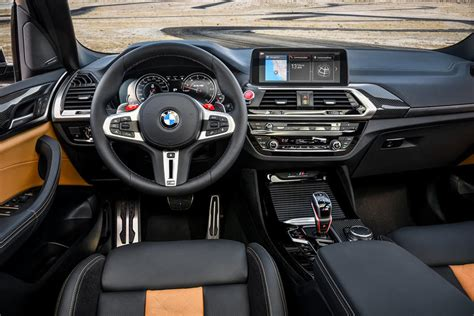 bmw   interior  carbuzz